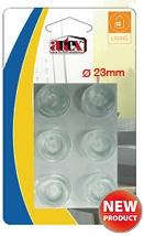 ART-220262 Narazník na dvere 6ks 23mm