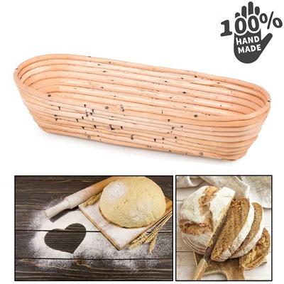 AZ-2008 Osatka na chlieb oval. 37x12x8cm