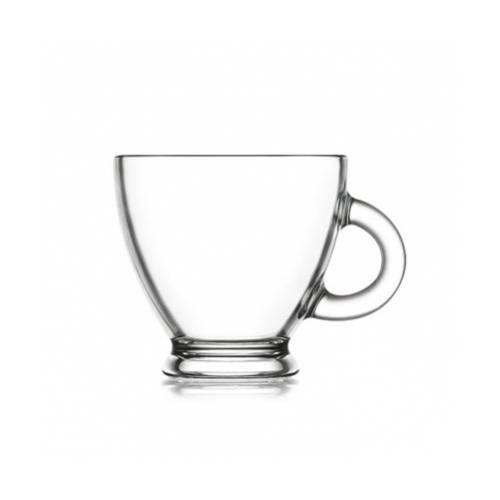AZ-45668 Šálka sklo ROMA 140ml 6892