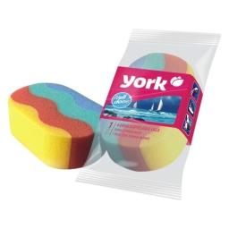 Y-1401 Oválna špongia do kúpeľa Vlna